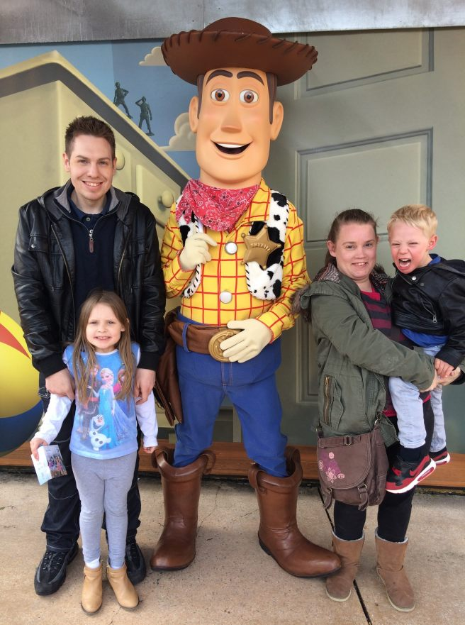 Meeting Woody
