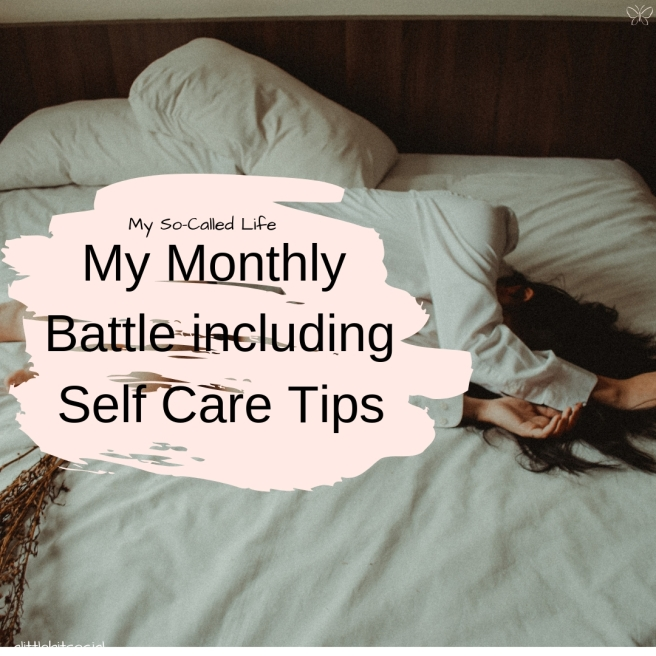 My Monthly Battle