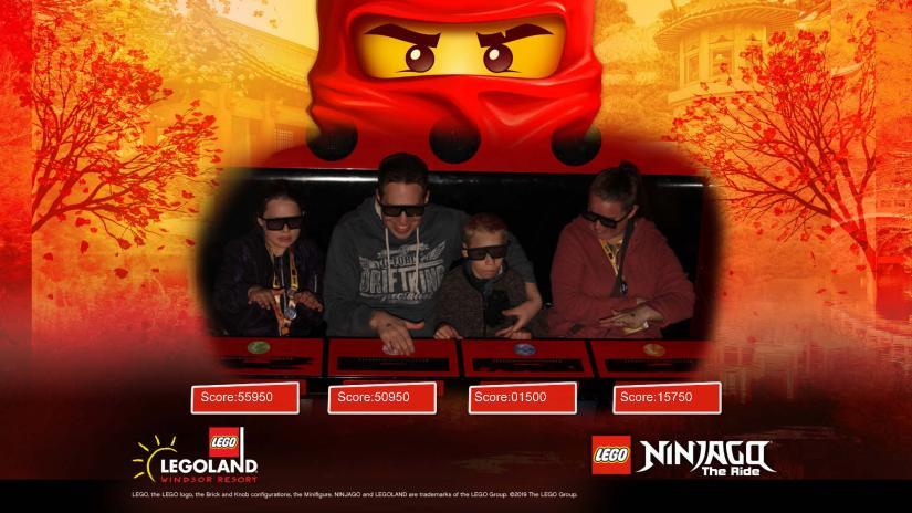 Ninjago: The Ride
