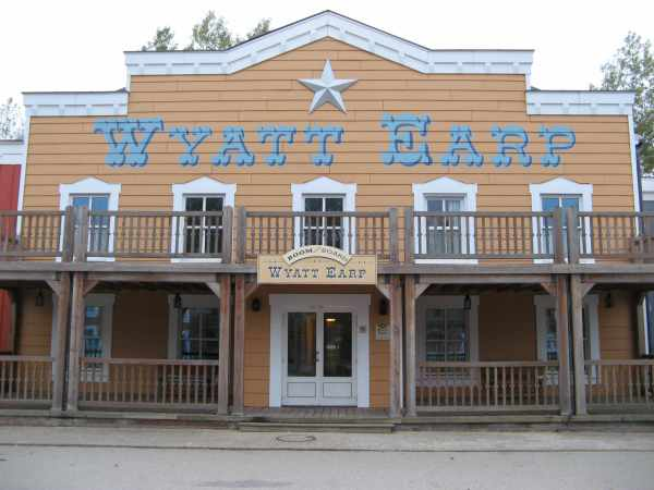 Wyatt Earp Room